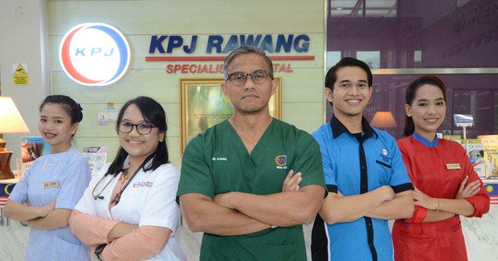 Healthcare profession